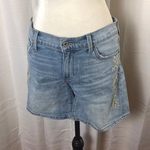 Lucky Brand The Roll Up Shorts
